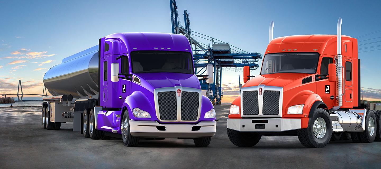 Fotos de camiones y trailers 85